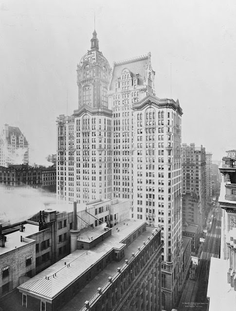 City Investing Building, 1910