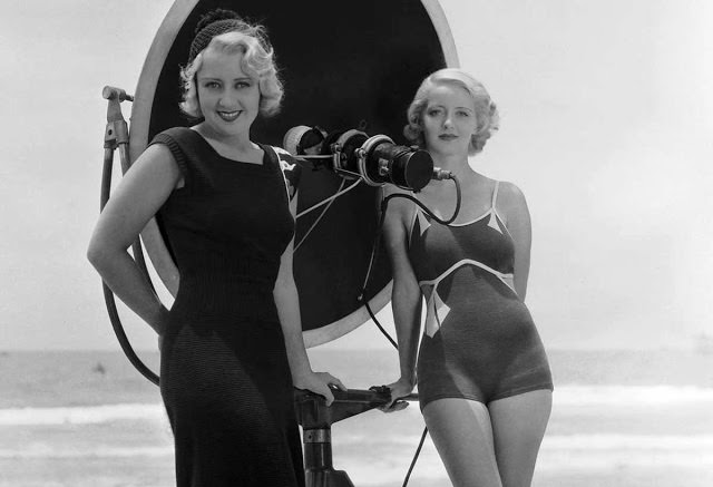 In 1930s Swimsuits were usually shorter, tighter, and flirtier