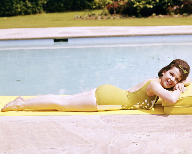 Annette Funicello in Swimsuit, 1960s