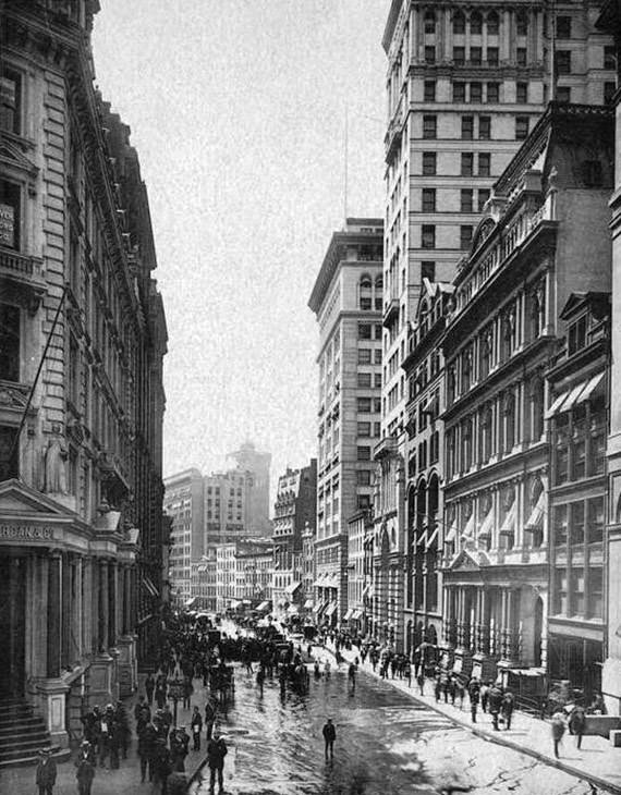 Broadway and Union Square, 1892