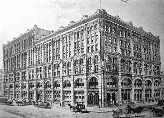 The Puck Building, 1895