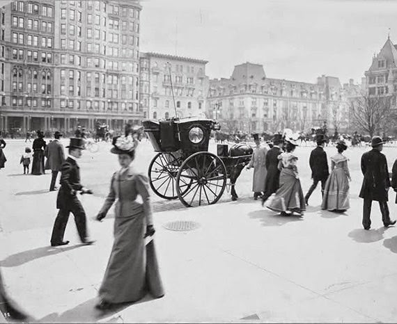 5th Avenue and 59th Street, 1897