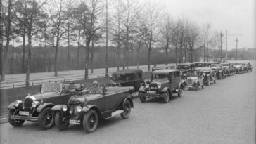 1920s Berlin after WWI