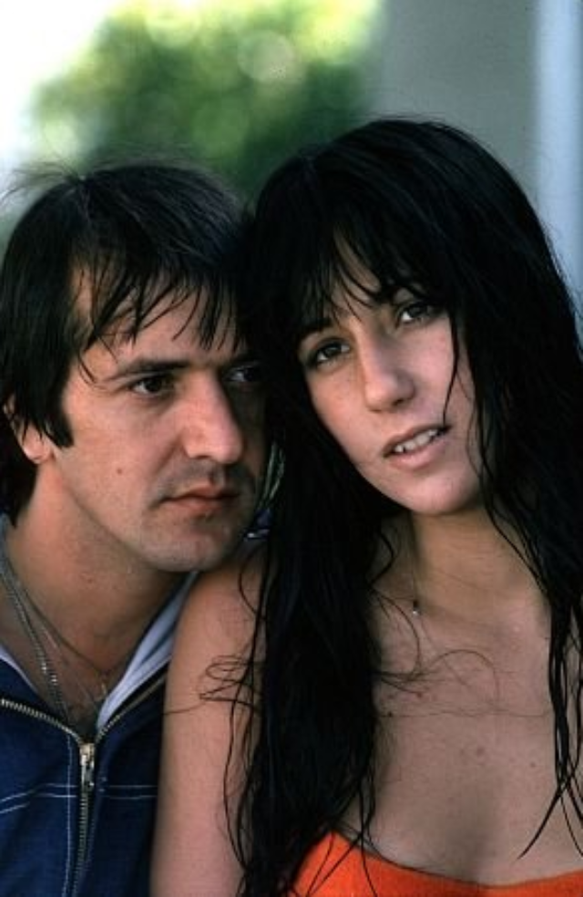 Sonny and Cher in 1965