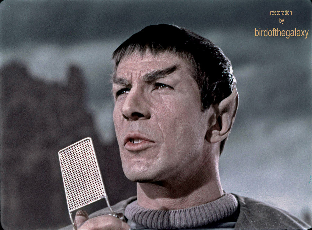 Spock from The Cage.