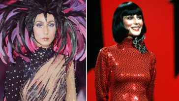 iconic fashion styles of Cher