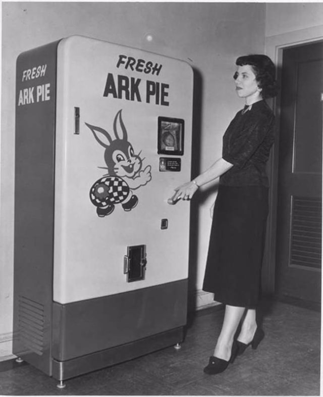 Not too certain what Ark Pie is, but I want some.