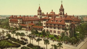 Late 19th and early 20th century Florida