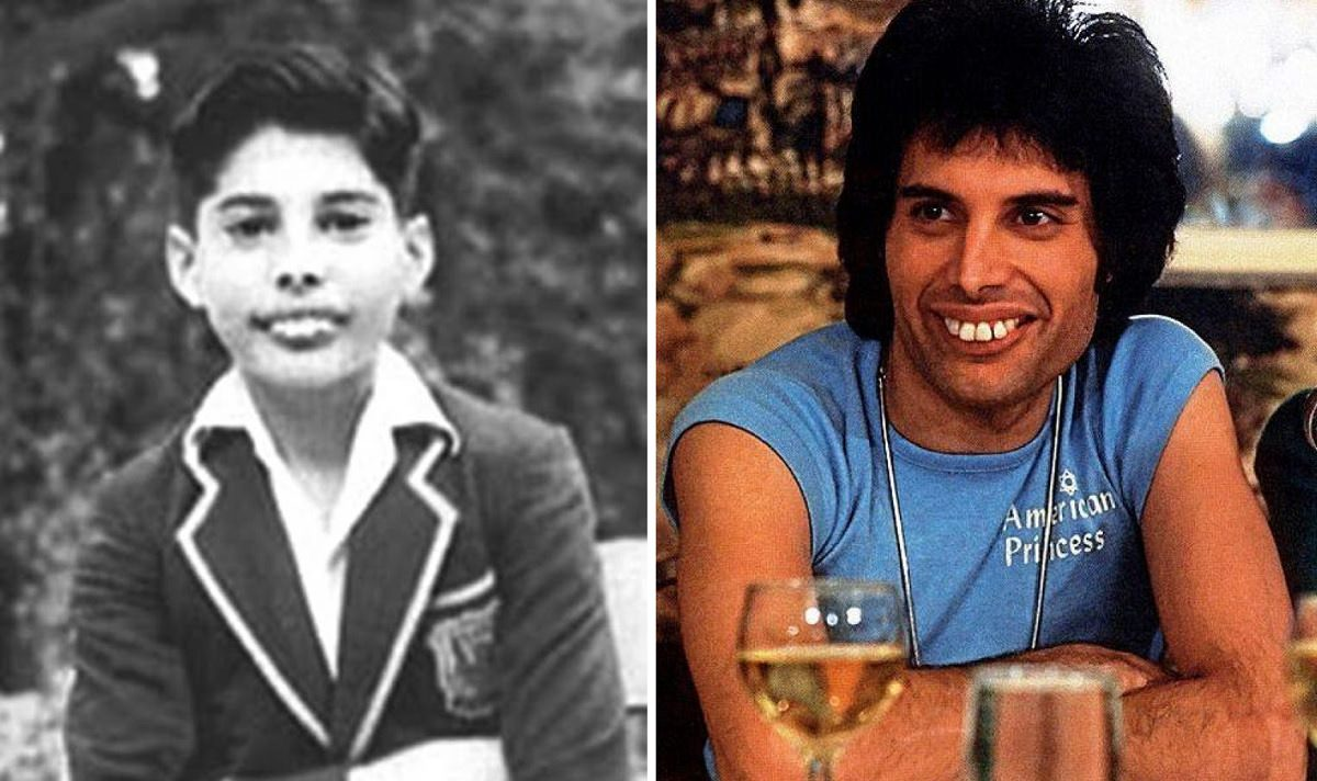 young freddie mercury cool photos of ultimate rock god from his life young freddie mercury cool photos of