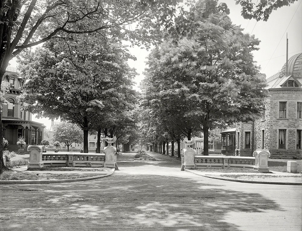 Arnold Park, Rochester, N.Y, 1908