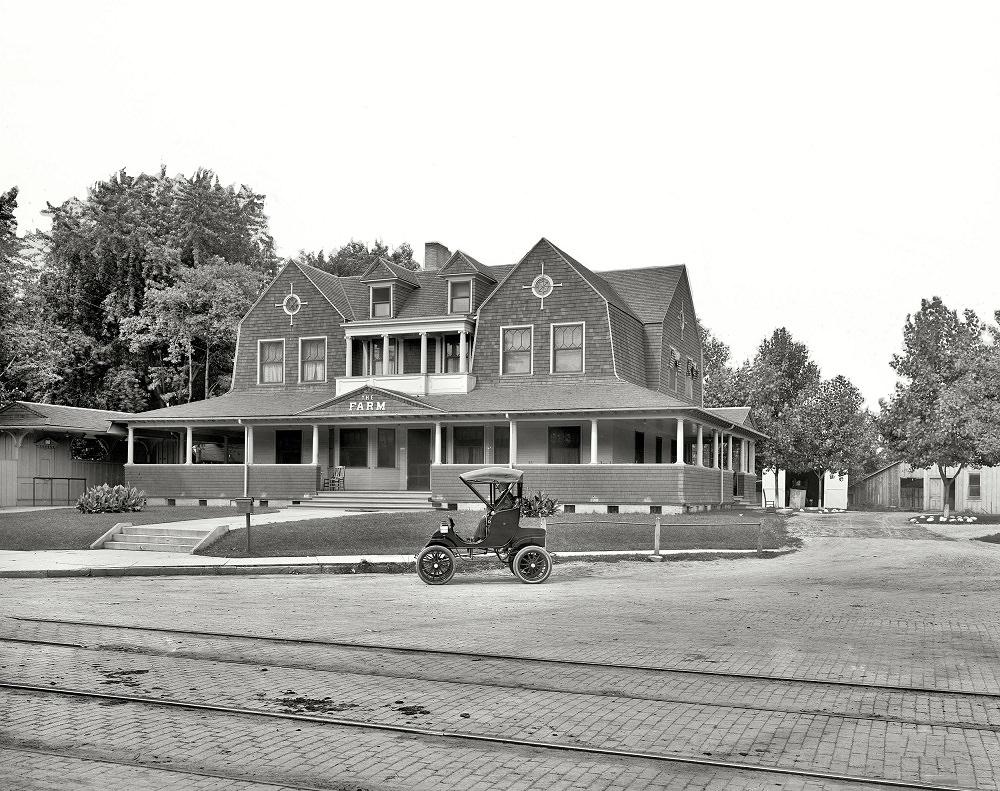 The Farm, Toledo, 1905