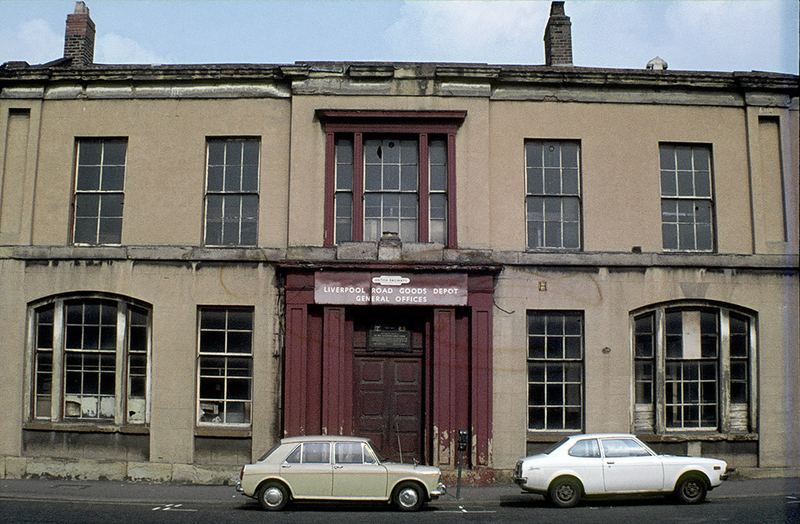 The opulent Oxford Pub was demolished and later became a car park