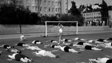 Fascinating Historical Photos Show Life In 1940s Stockholm