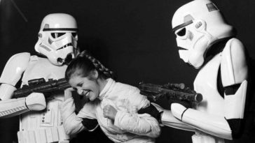 Amazing Behind-The-Scenes Photos From The Original Star Wars Trilogy