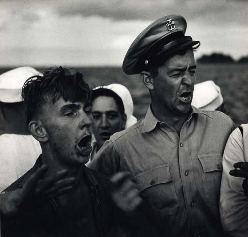 Too Much Beer, 1943.
