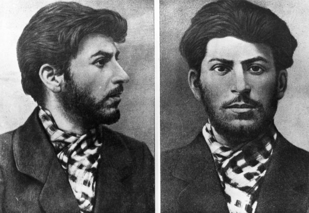 Joseph Stalin at the age of 23