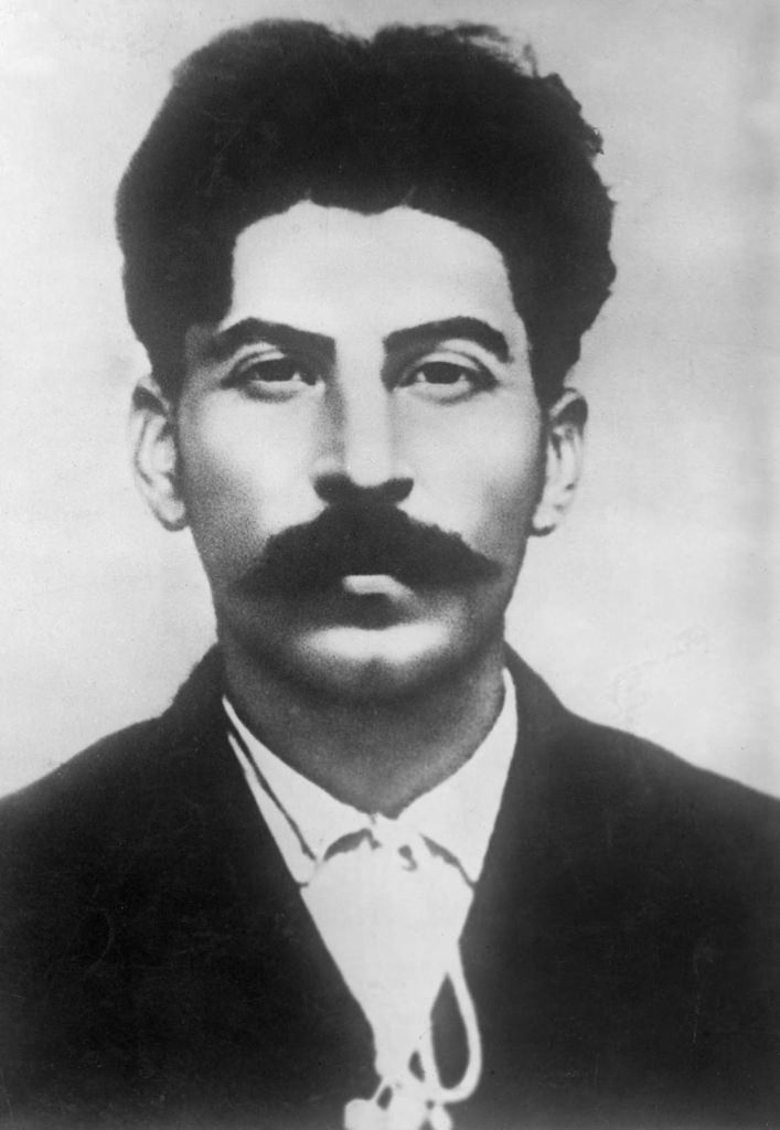 The secret police of the Russian Empire caught Joseph Stalin three times upon his tries to escape the exile.