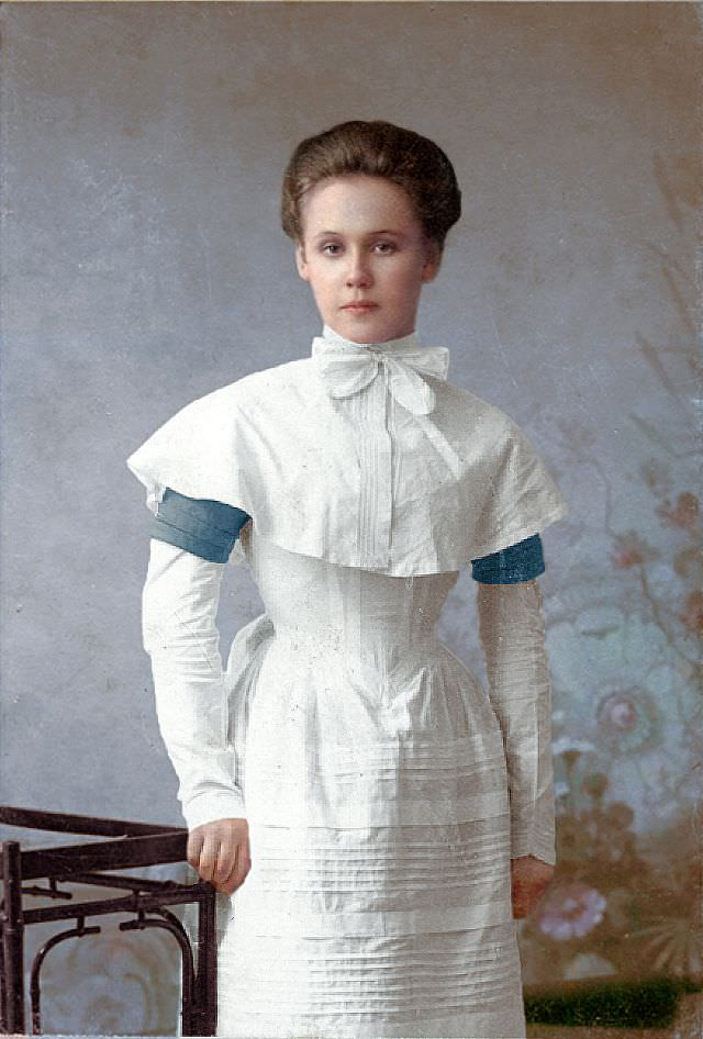 Alexander Institute for Noble Maidens, St. Petersburg, 1900s
