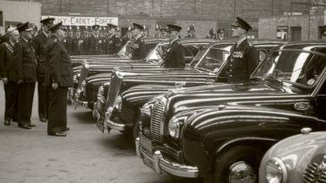 Manchester Police Vehicles