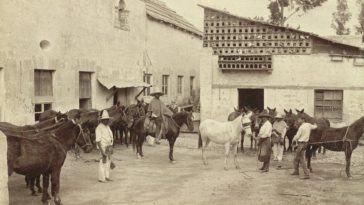 Mexico in the late-19th century