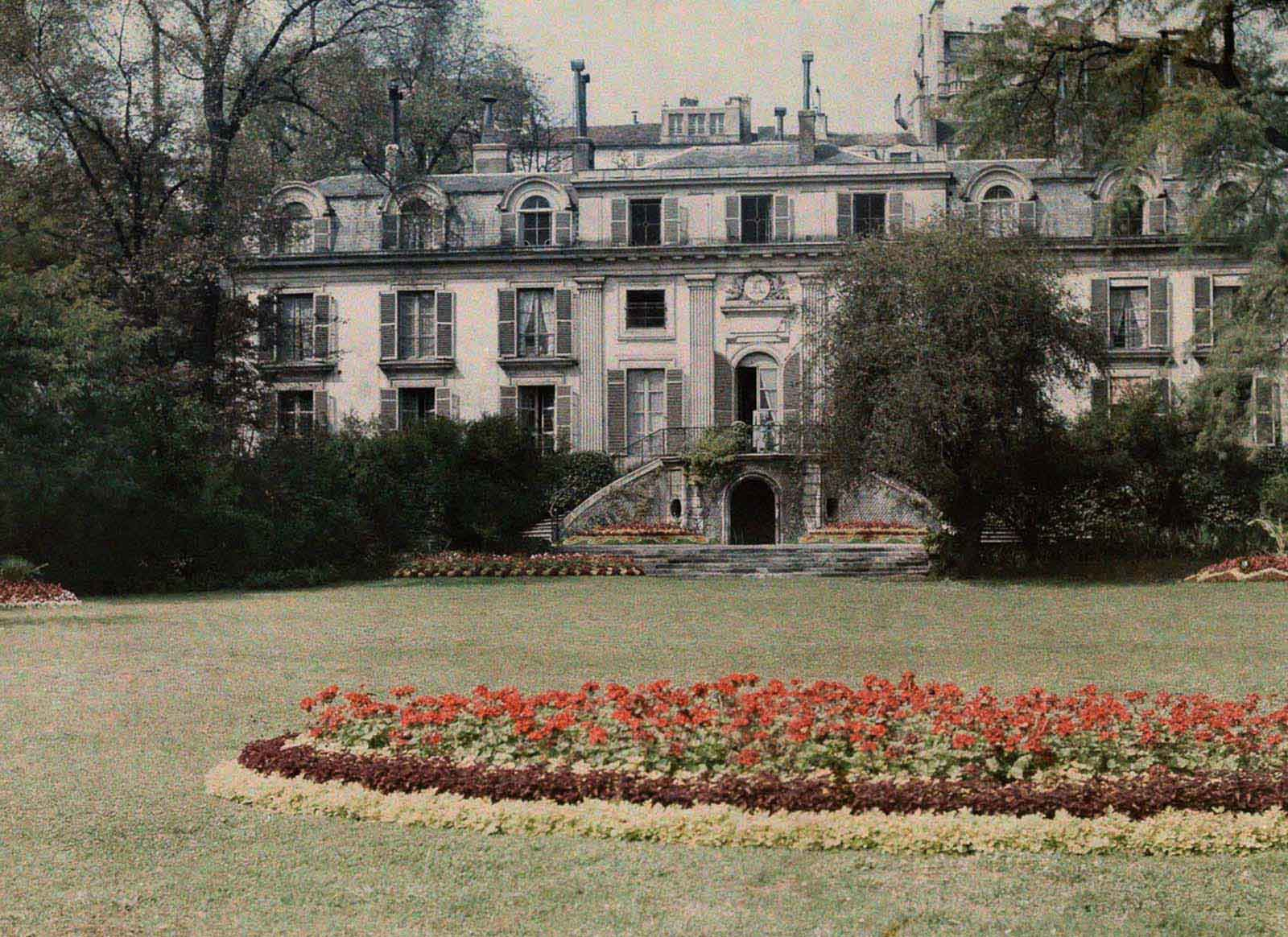 The hotel of Madame de Lamballe, a friend of Marie-Antoinette.