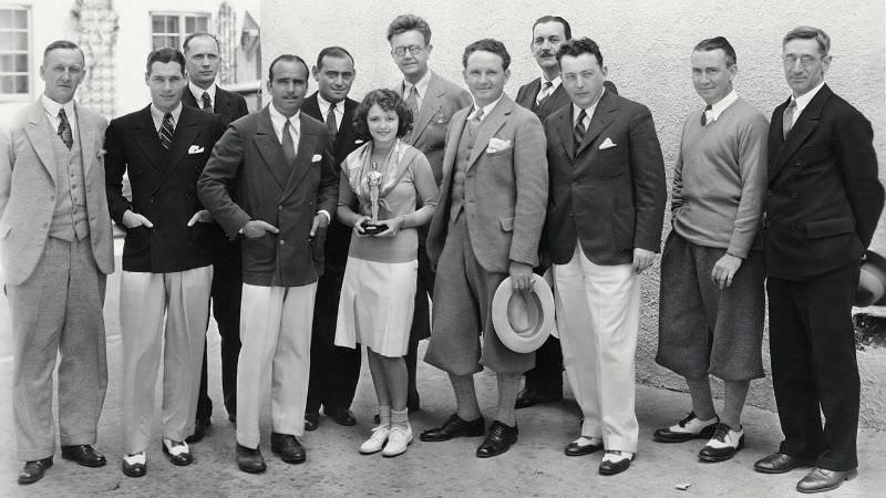 The 1st Academy Awards, May 16, 1929