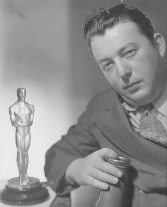 """Lewis Milestone and his award of Best Director for a Comedy Picture for his 1927 film, """"Two Arabian Knights"""" in 1929"""