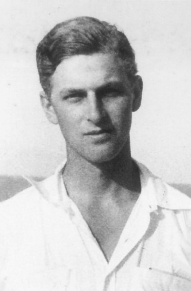 Prince Philip in the late 1930s.