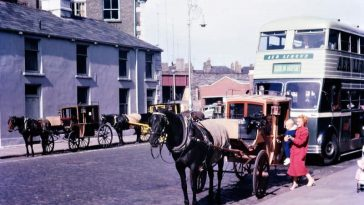 Fascinating Photos Show Everyday Life of Dublin in the 1960s