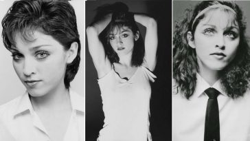 Madonna 20-year-old