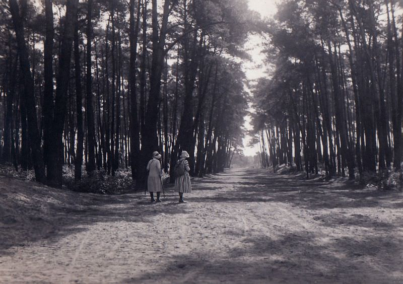 Somewhere between Bonn and Cologne, May 24, 1931