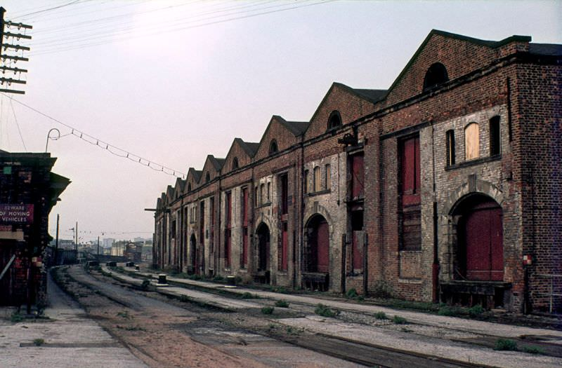 Liverpool Road Station.