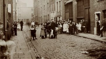 London gritty life 1902