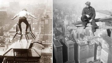 People at the Extreme Heights