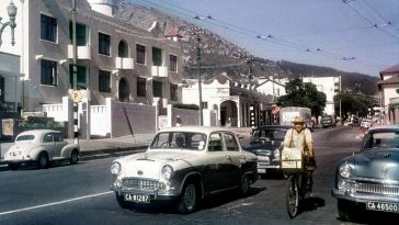 Cape Town from 1950s to 1970s