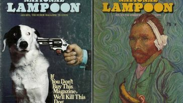 These National Lampoon Magazine Covers from the 1970s are Fascinating and Genius