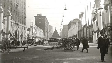 New York City's Parade at the End of World War I Through these Historical Photos