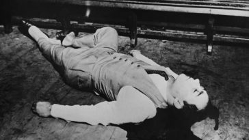 Horrifying Photos of the History's Most Notorious Mob hits
