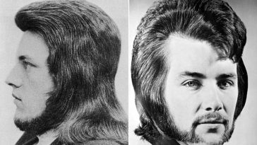 The Best Bad Men's Hairstyles of the 1970s