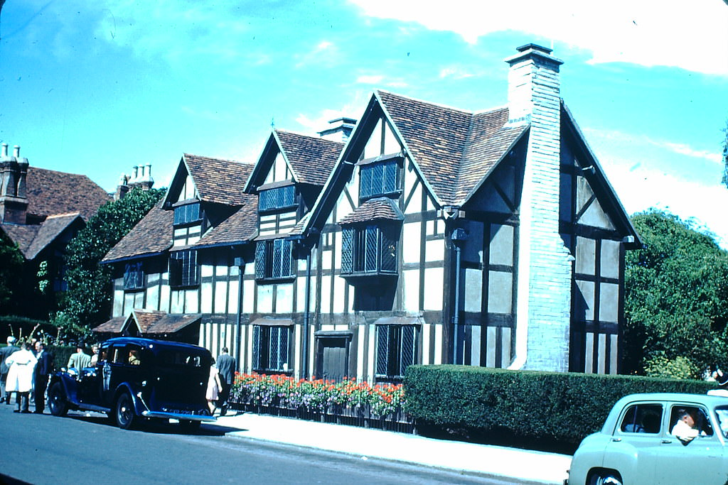Stratford-Shakespeare's Birthplace, 1949.