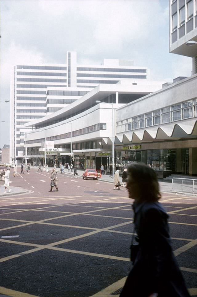 St Mary's Gate, 1980