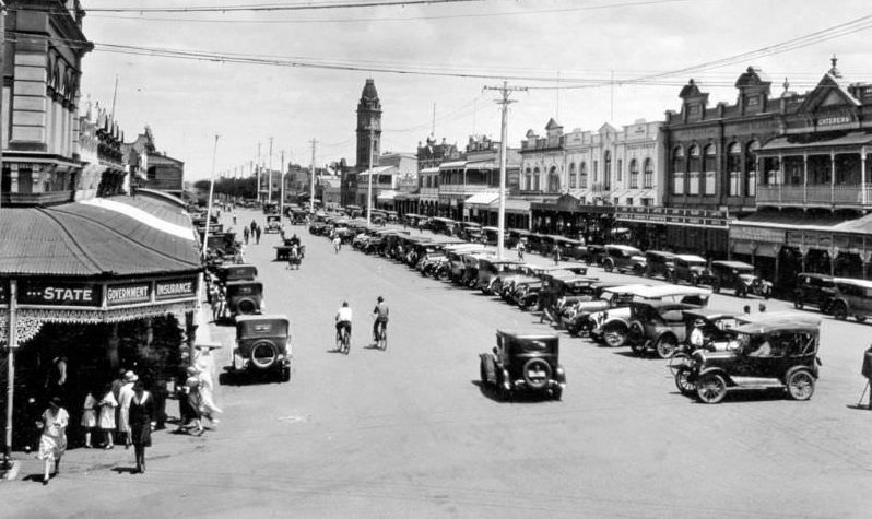 What Queensland looked like in the 1930s through these Stunning Historical Photos