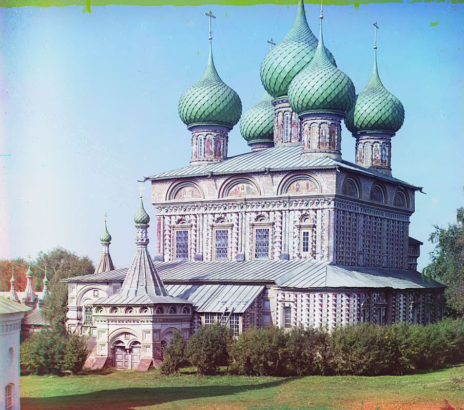 Church of the Resurrection in the Grove, 1910