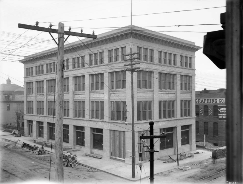 14th & Lawrence, 1890s
