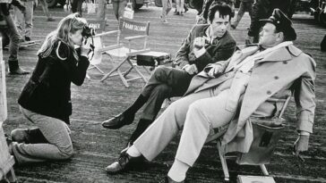 Behind-the-Scene movies 1950s and 1960s