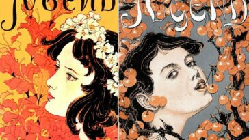 Jugend Covers 1890s