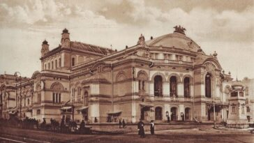 Fascinating Historical Photos of Kyiv in the 1910s