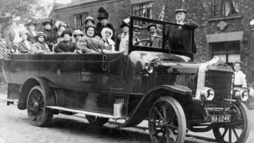 Manchester 1910s