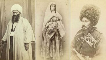 People of Russian Empire 1870-1890