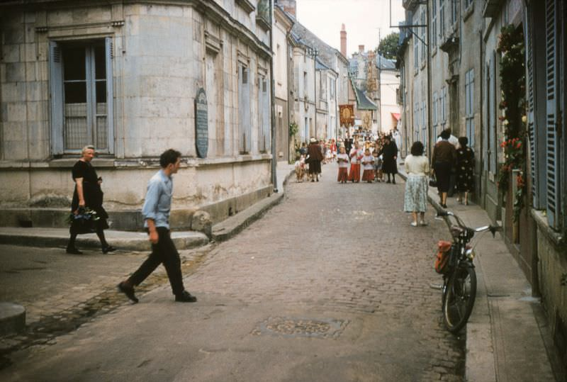 What France looked like in the 1950s Through these Stunning Photos